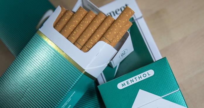 La FDA busca prohibir cigarrillos mentolados