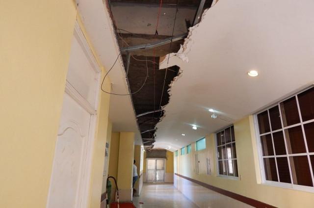Resultado de imagen para hospital jaime mota en mal estado