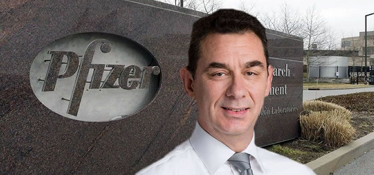 Albert bourla ceo de pfizer